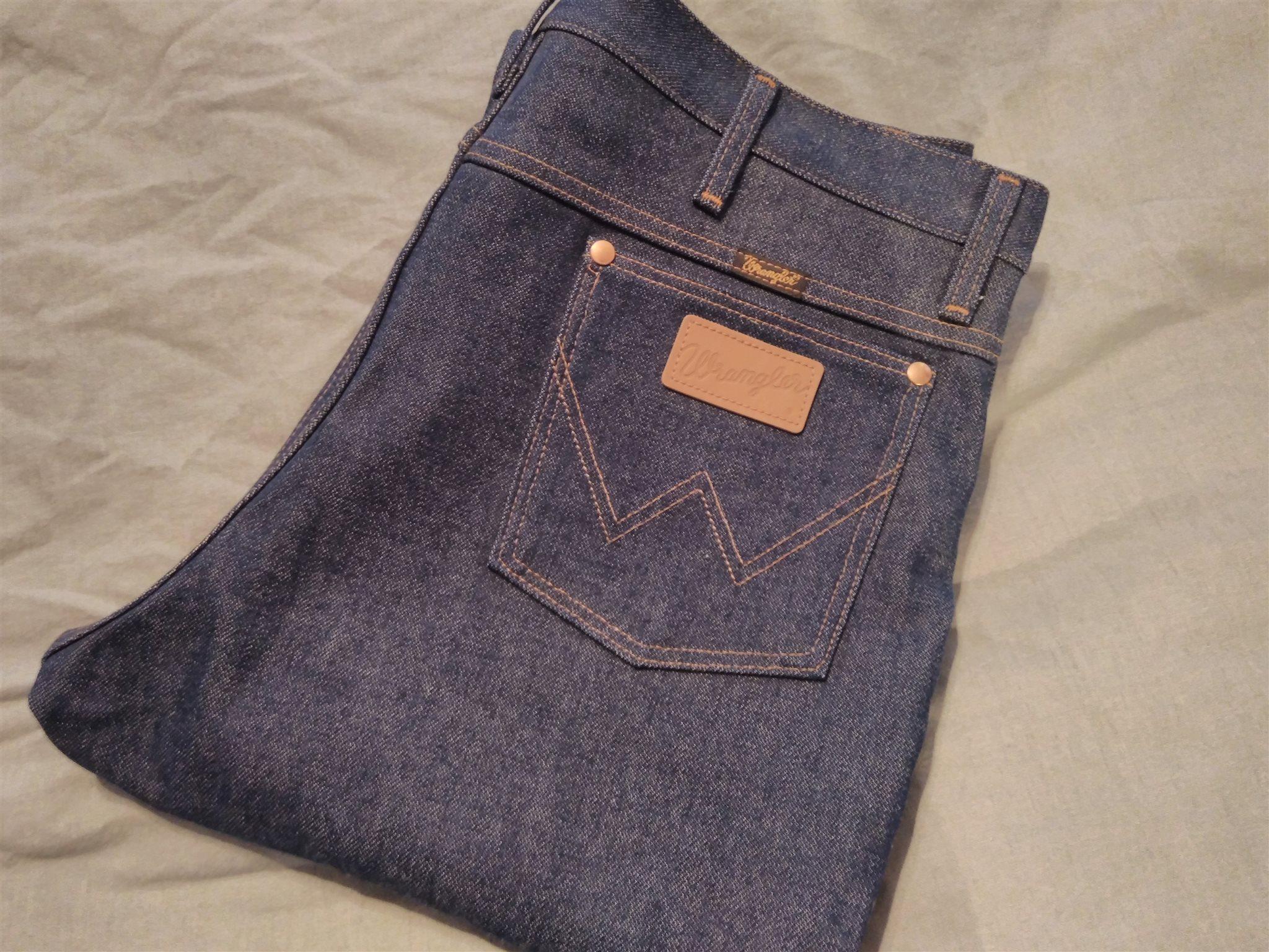 172d4520 Wrangler Jeans 935 DEN Cowboy cut 36x30 (331564678) ᐈ Köp på Tradera