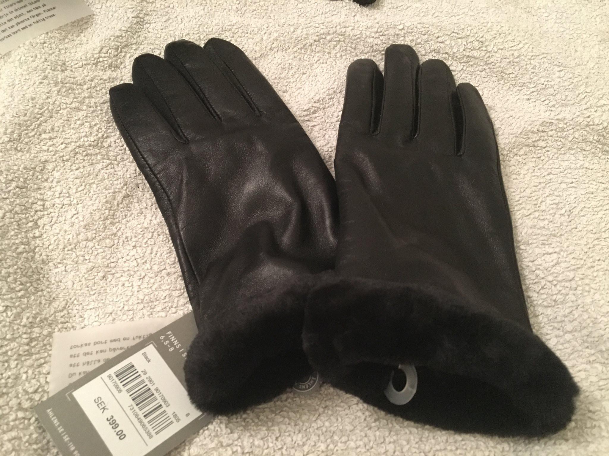 dd9e9bfca4a2 Skinn vantar svart storlek 8 Ny (nypris 399kr) (339951111) ᐈ Köp på ...
