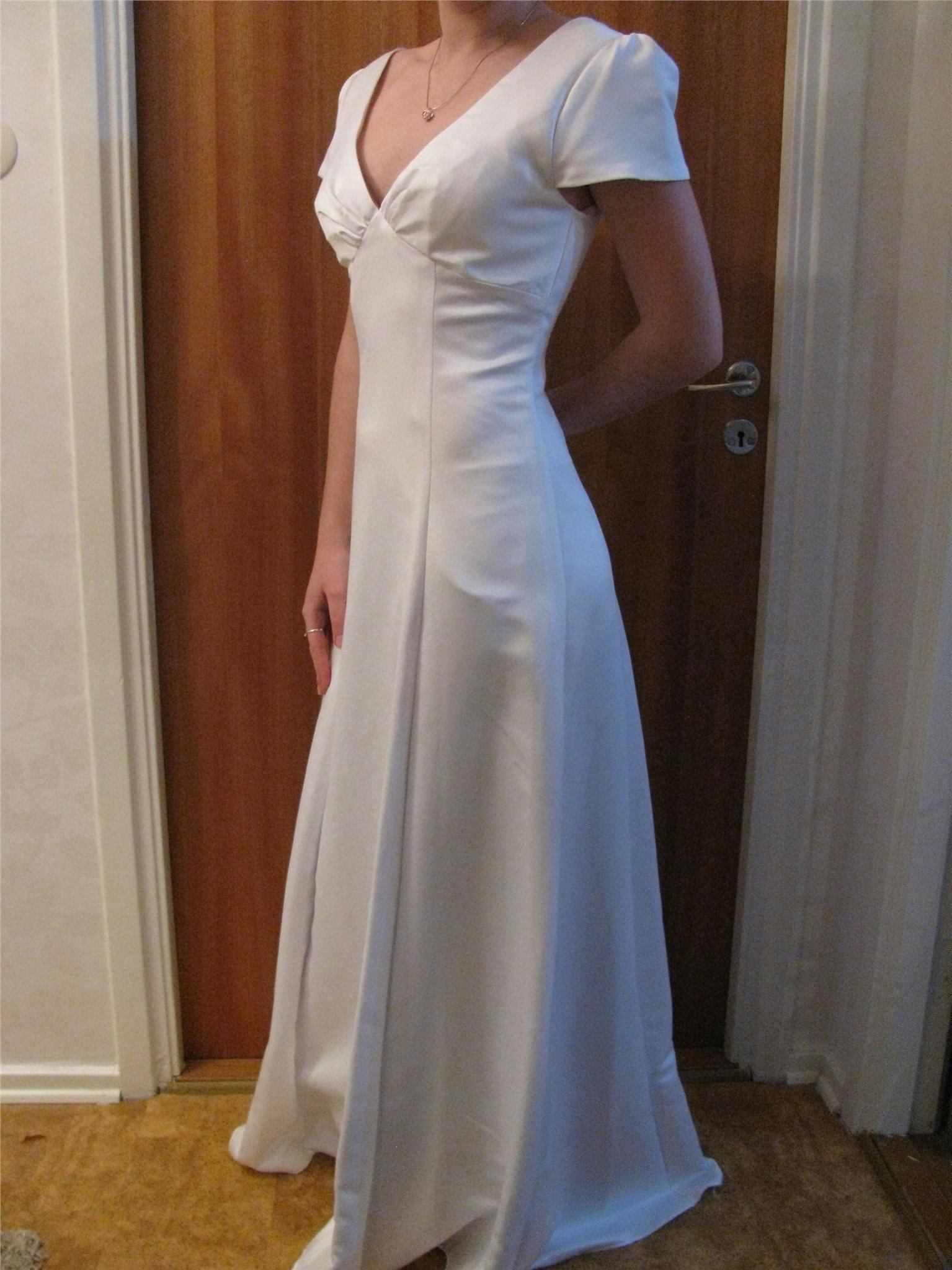 b106b9bad346 Ny! Bröllopsklänning från USA-SIMPLE och ELEGAN.. (347243786) ᐈ Köp ...