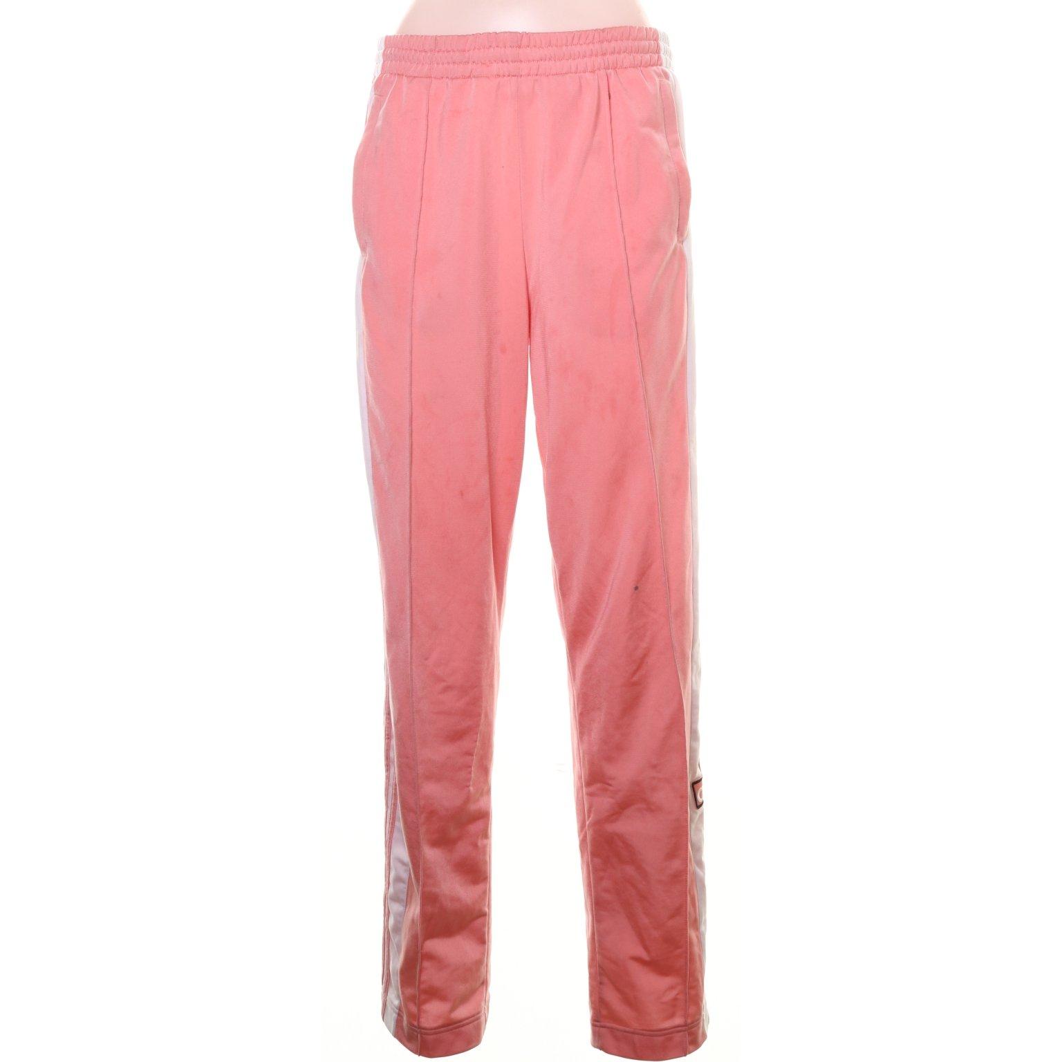 adidas träningsbyxor rosa
