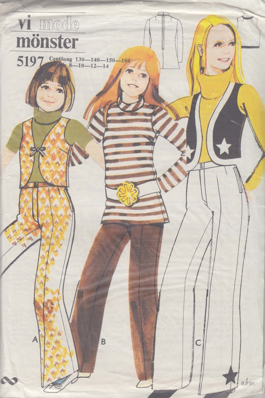 Bildresultat för 60 tals kläder vintage   Mönster mode, Mode