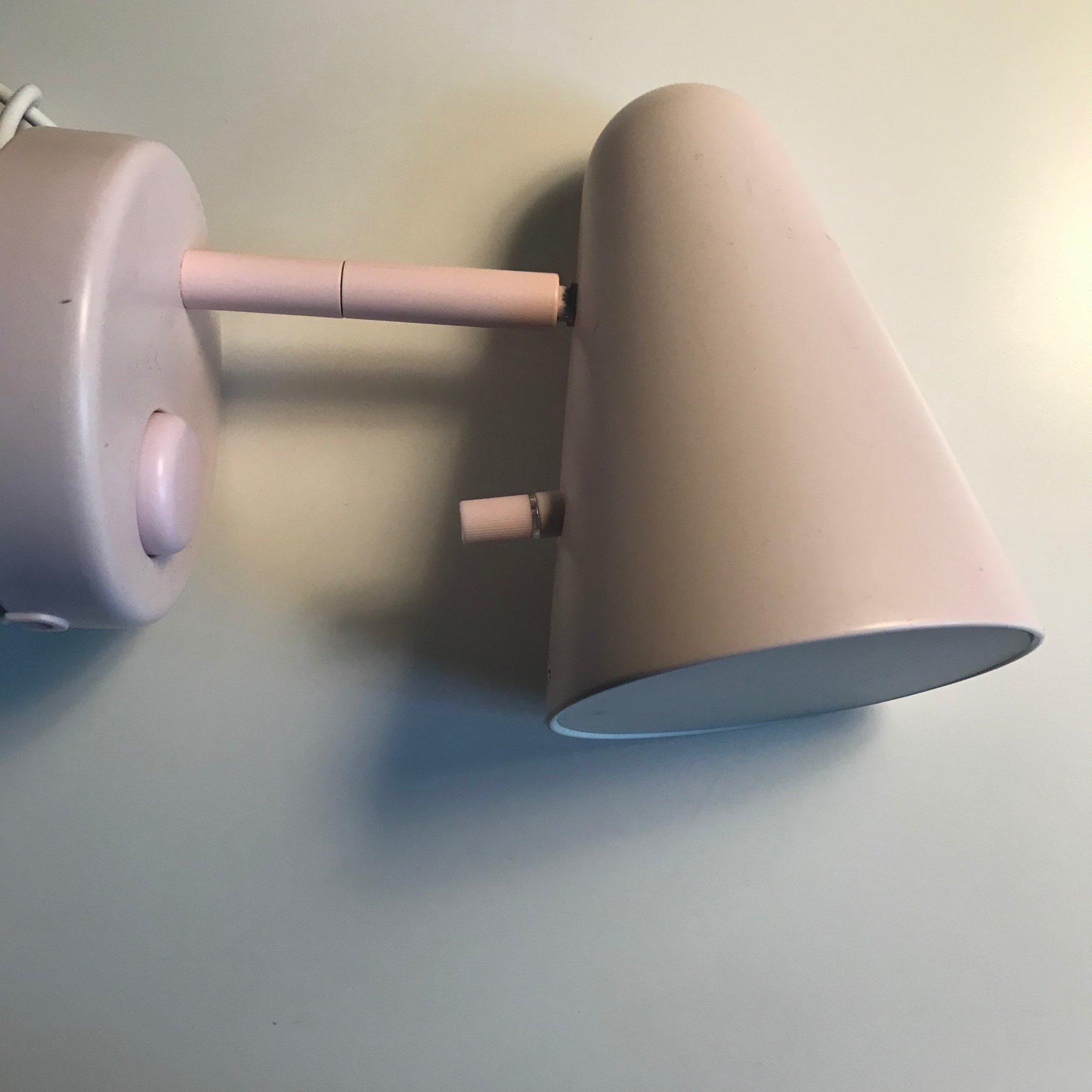 Fubbla IKEA sänglampa nyskick lampa till barnrum (421167924