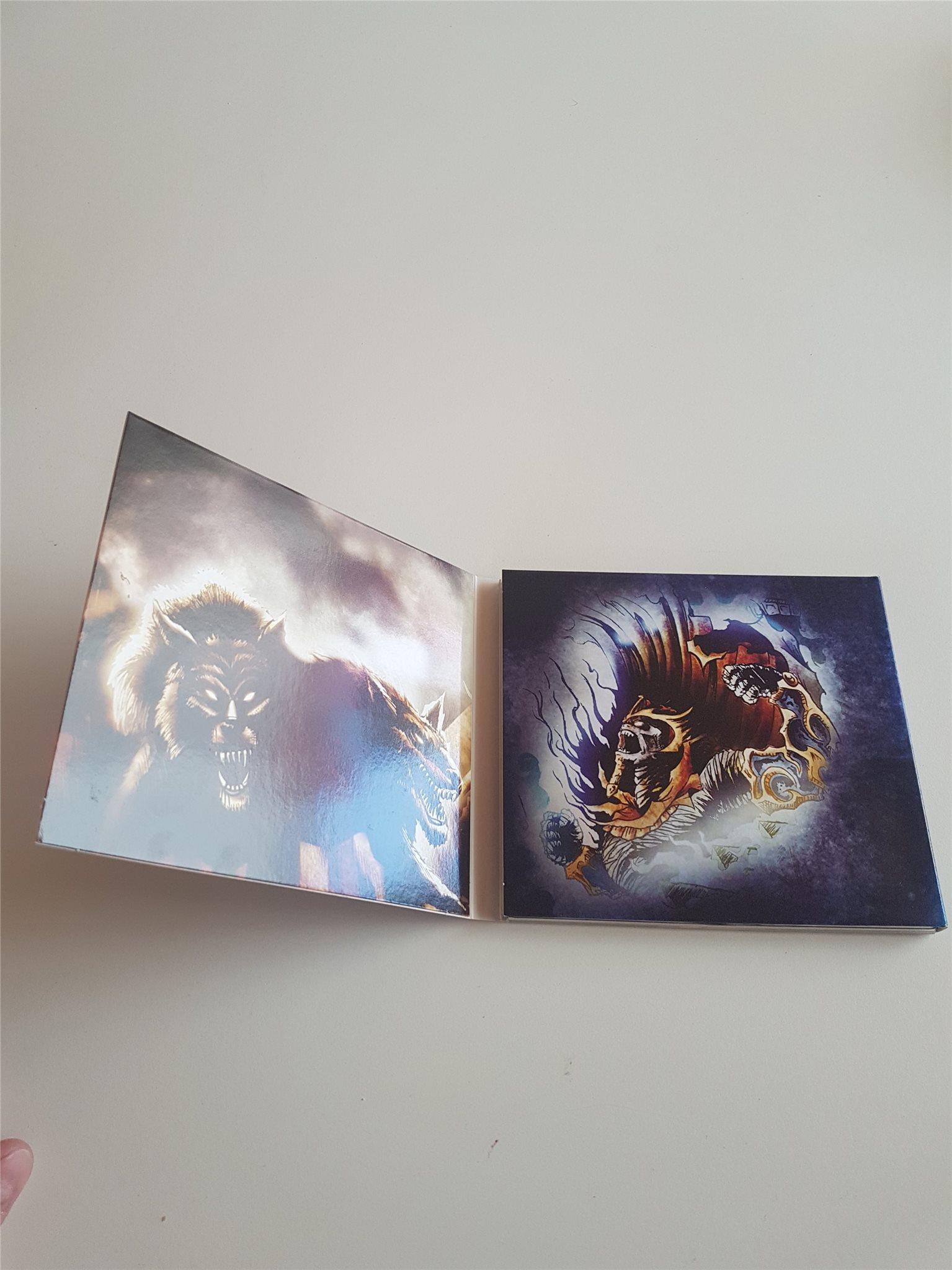 Iced Earth framing armageddon Tim Ripper Owens Judas Priest på