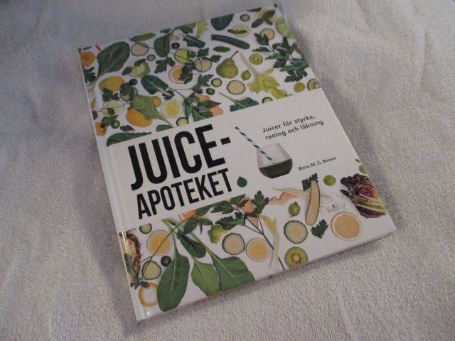 Kara M L Rosen - Juiceapoteket Juicer för styrka rening och