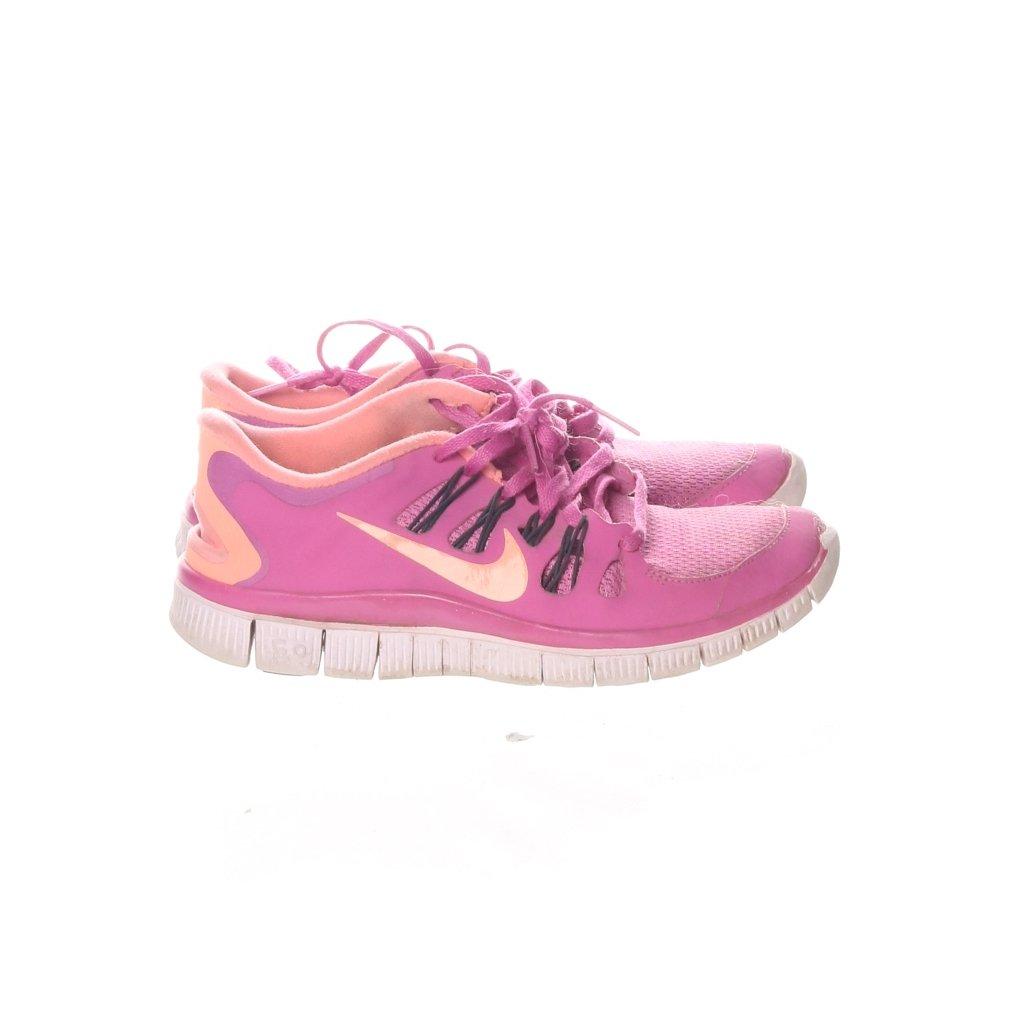 cheap for discount f395b 0e468 Nike Free, Löparskor, Strl  37.5, 5.0, Lila Korallfärgad