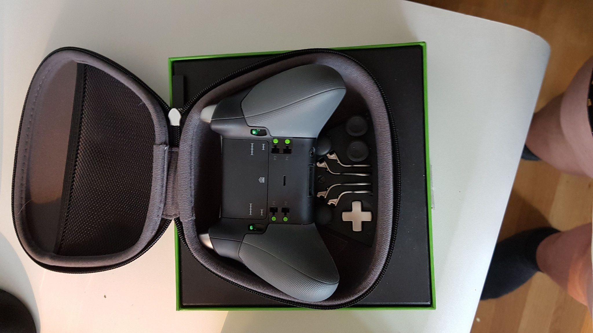 b2aab51fe5f Xbox kontroller (343733301) ᐈ Köp på Tradera