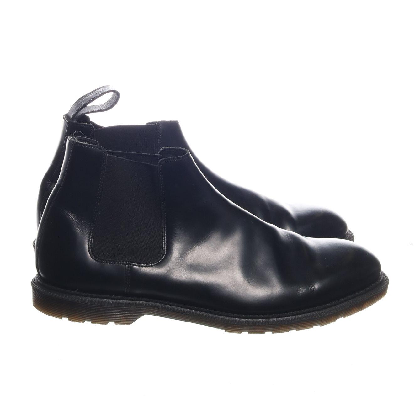 0d2a395da9b Dr. Martens, Boots, Strl: 44, Svart, Skinn (343927398) ᐈ Sellpy på ...