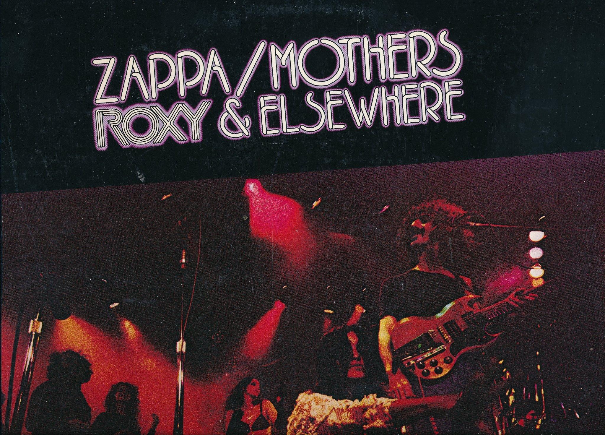 Zappa Mothers Roxy Amp Elsewhere 2 Lp 393715339 ᐈ K 246 P