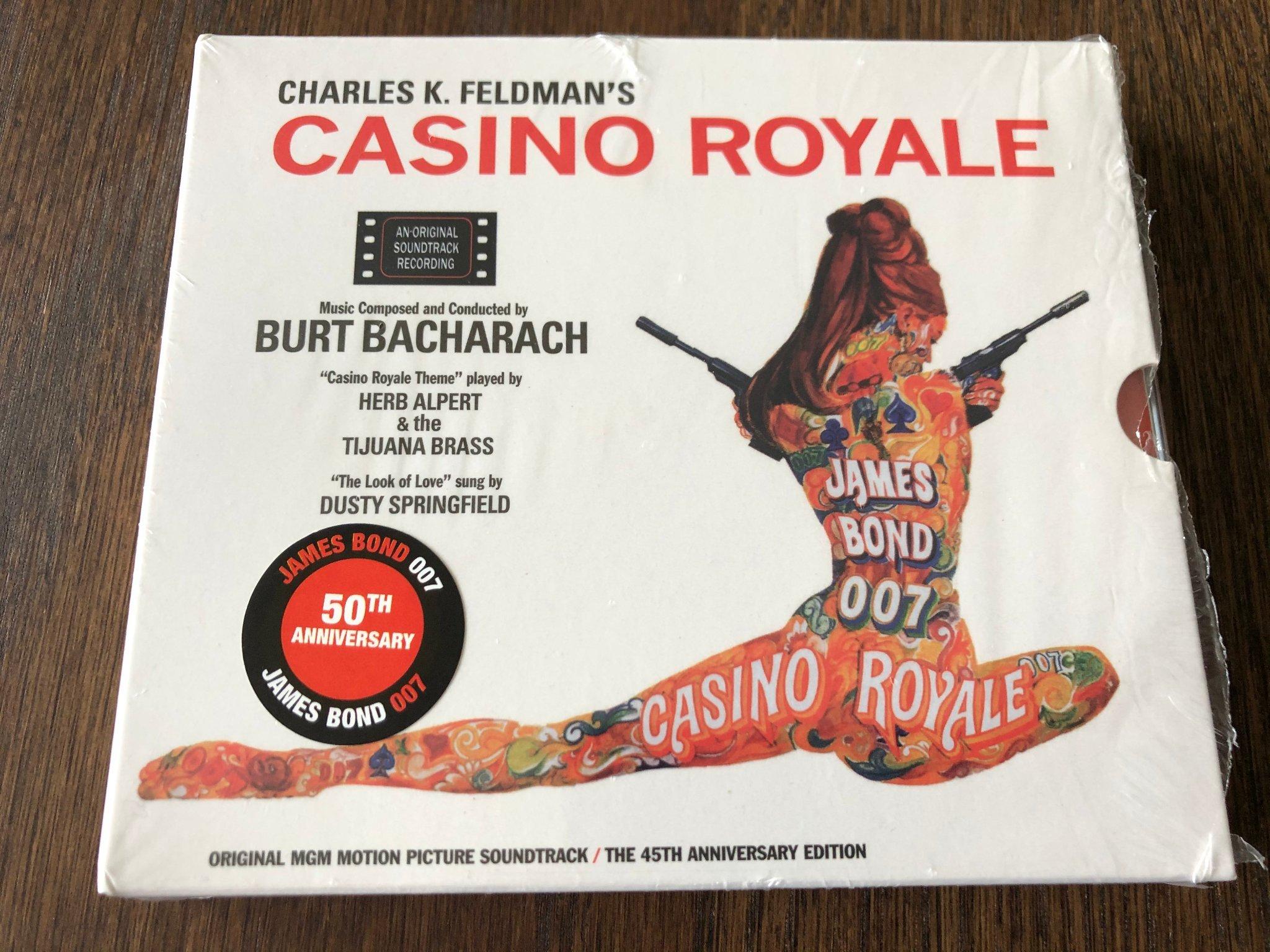 Quartet records casino royale buffalo bills hotel casino