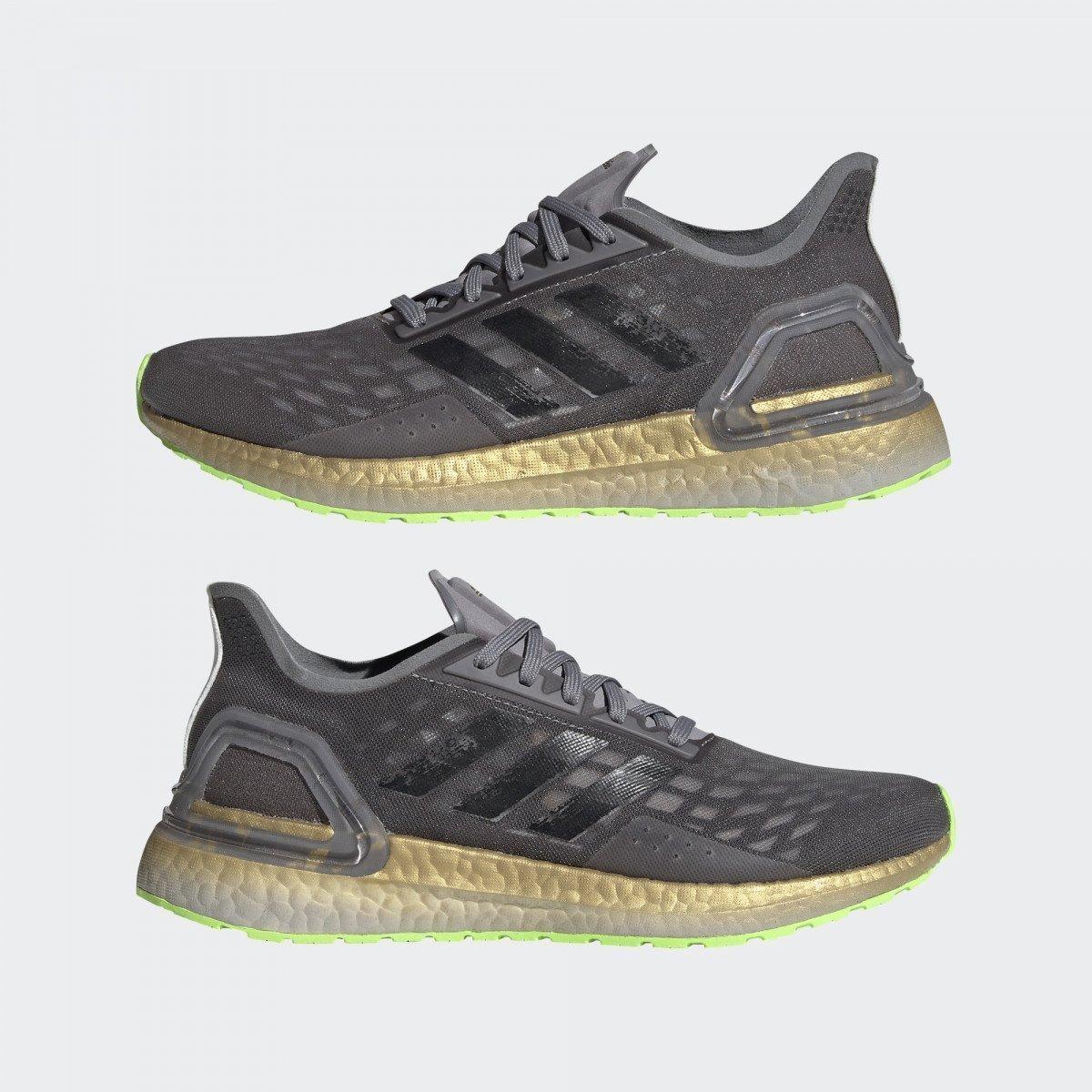 Adidas ultraboost PB skor grå (44 = ca 29 cm). Helt nya!