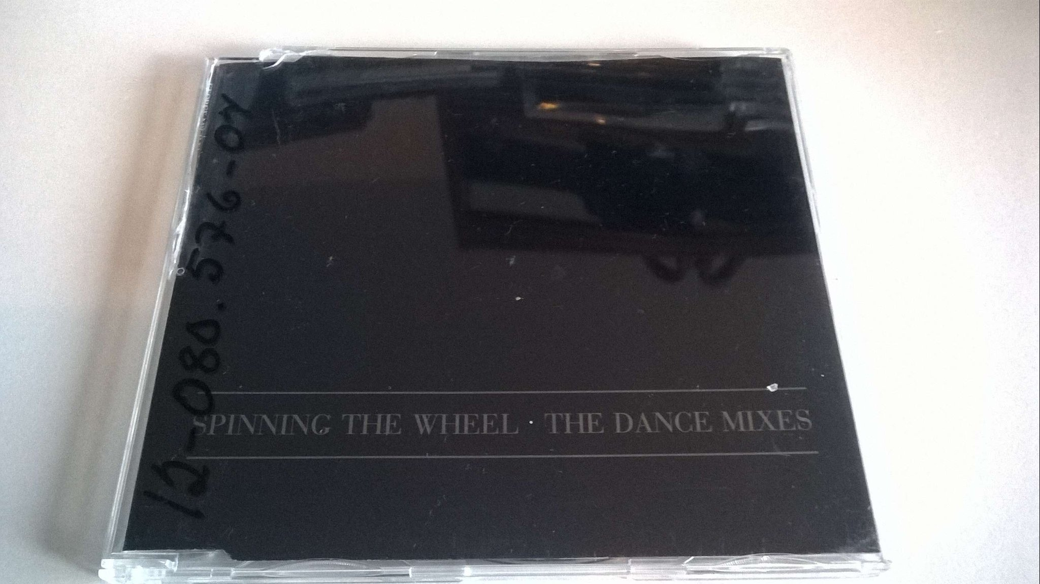 George Michæl - Spinning The Wheel . The Dance Mixes, CD