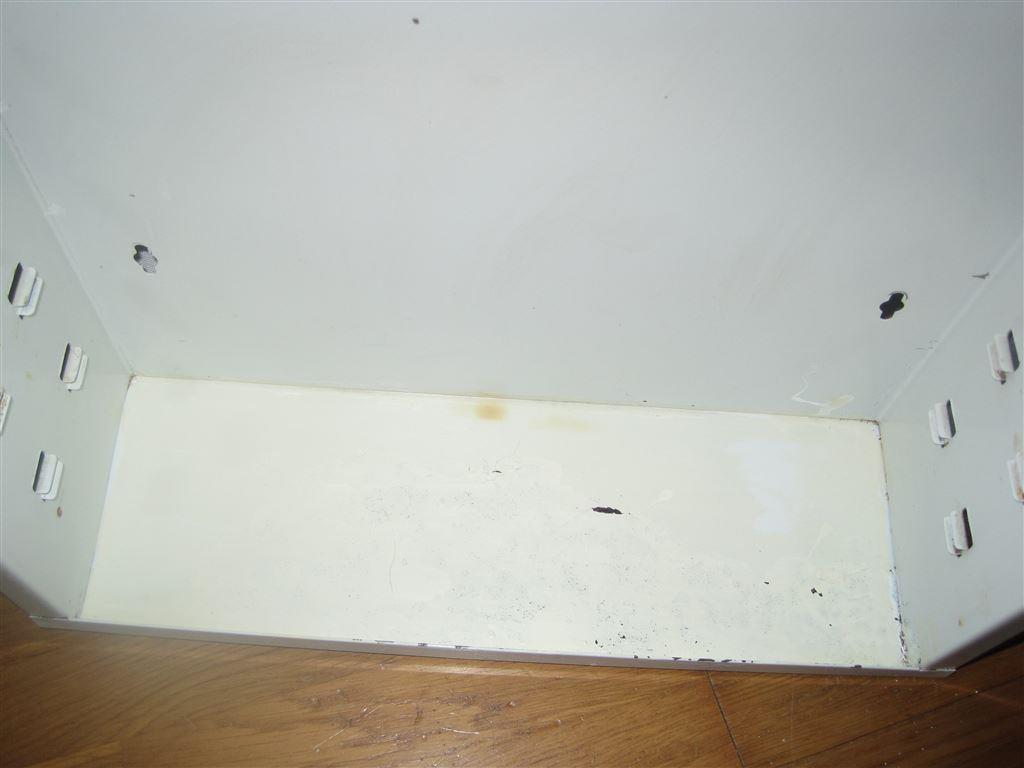 Klassiskt vitt badrumsskåp, 1950/60-tal, Vintage på Tradera.com ...