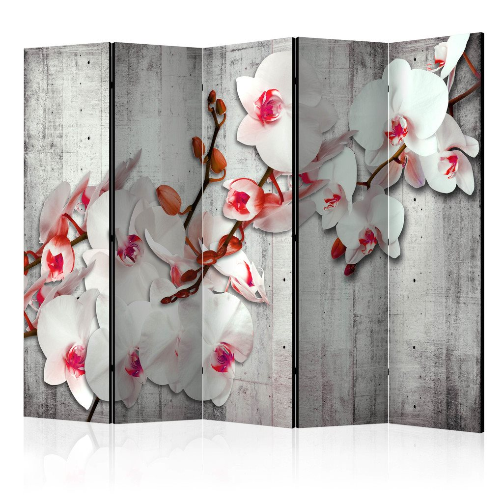 Rumsavdelare - Concrete Orchid II Room Dividers 225x172