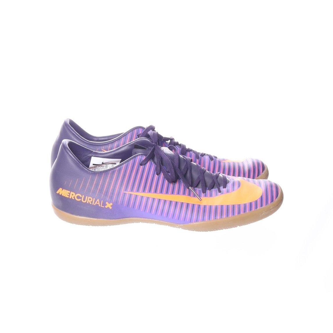 online store 8fdc8 0cdae Nike, Fotbollsskor, Strl  41, Mercurial, Lila Orange