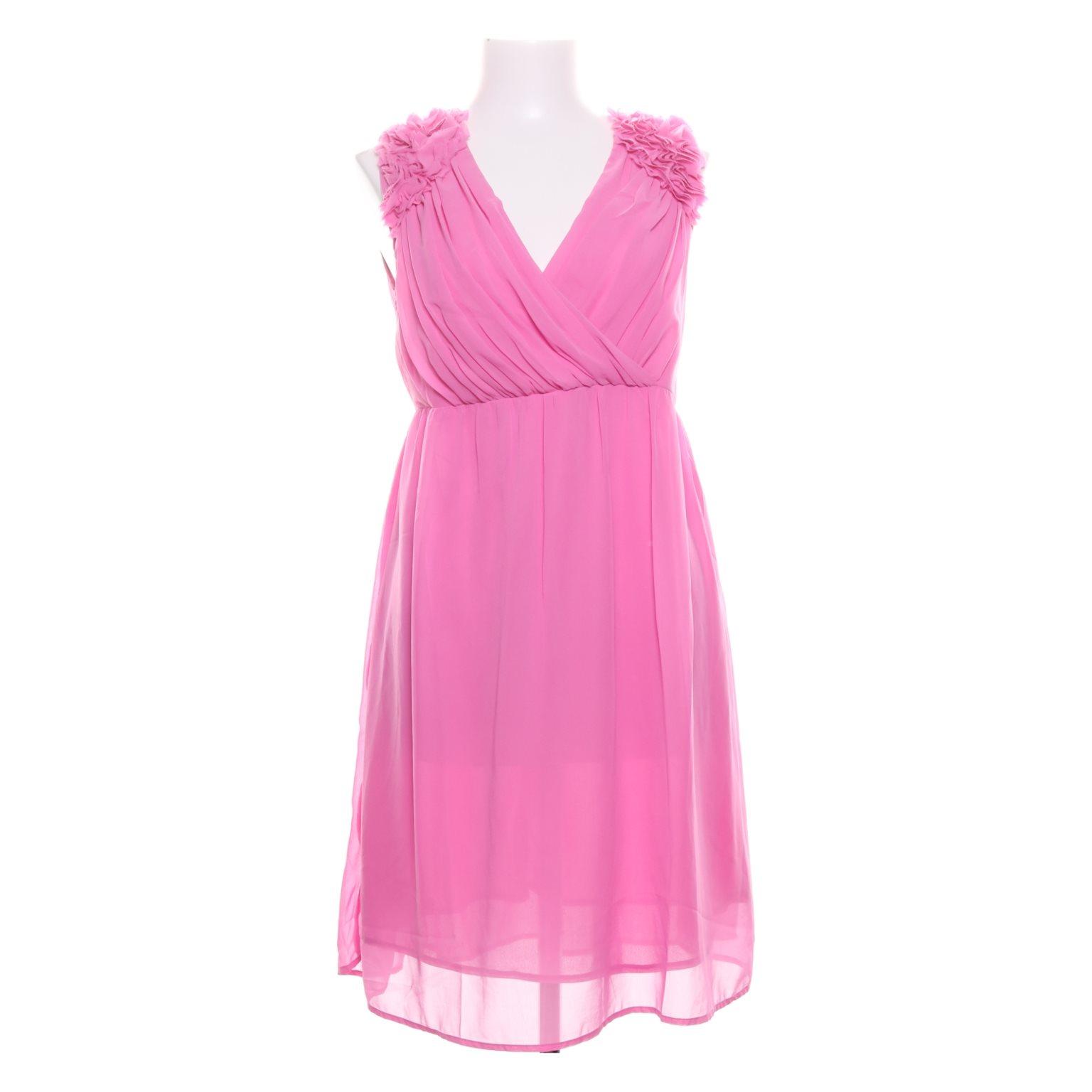 546ef4f56d87 Rosa klänning vero moda