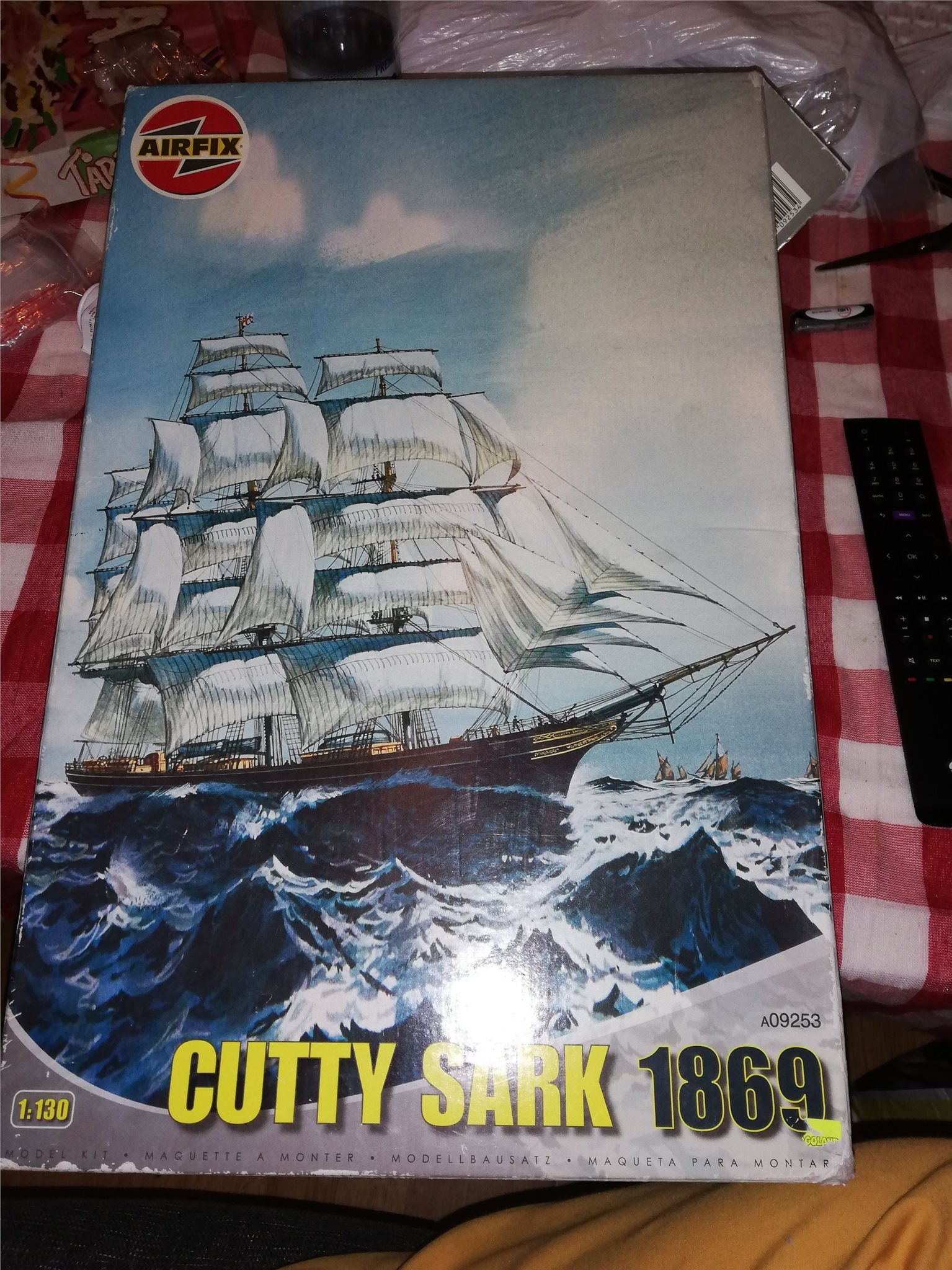 Cutty Shark 1869