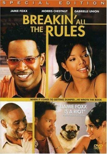 Breakin' all the rules, special edition - Jamie Foxx, Morris Chestnut - DVD