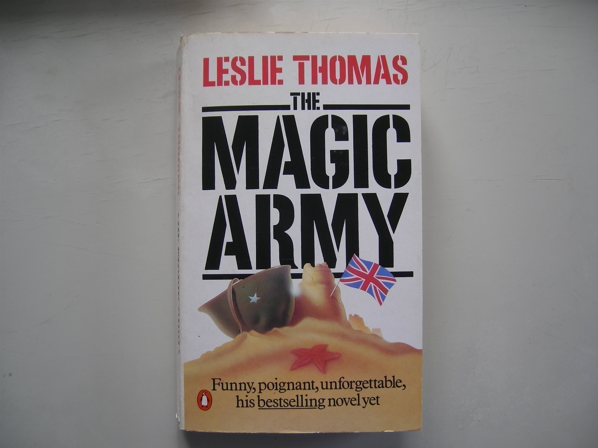 The Magic Army - England från januari 1944 till D-Day