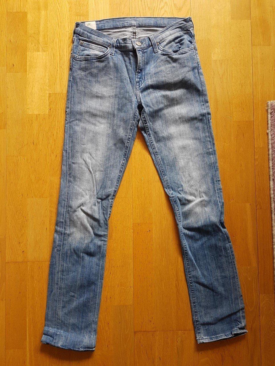 lee jeans storlekar