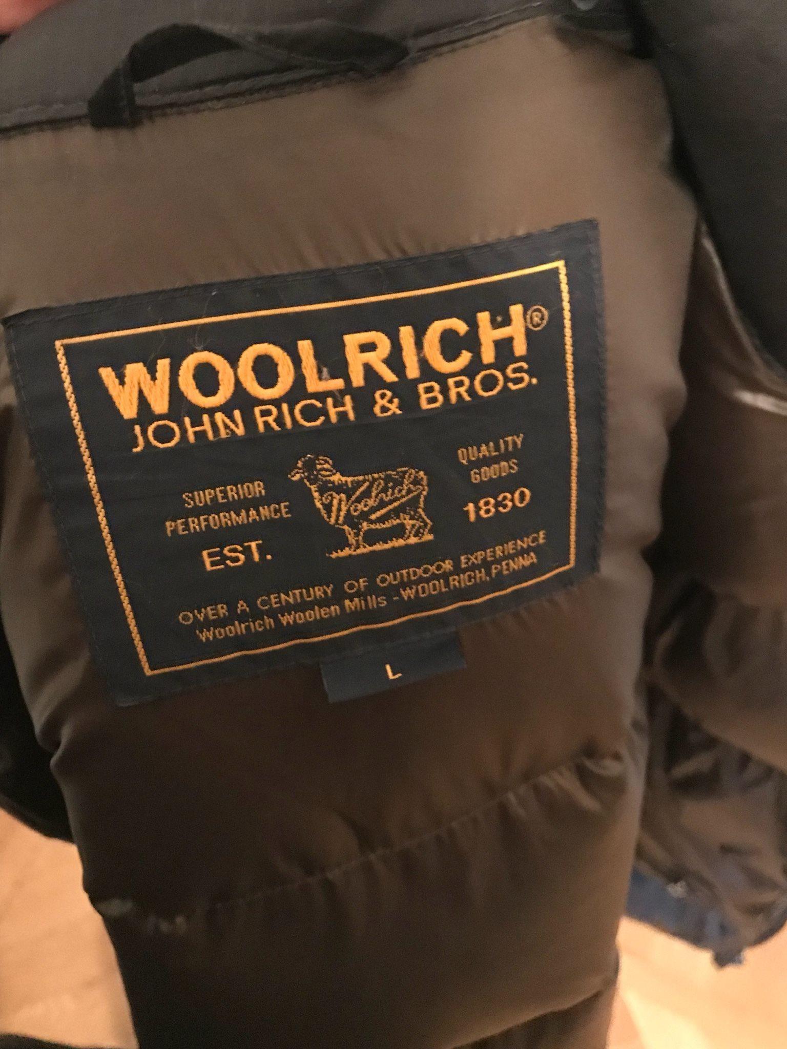 Woolrich Kort