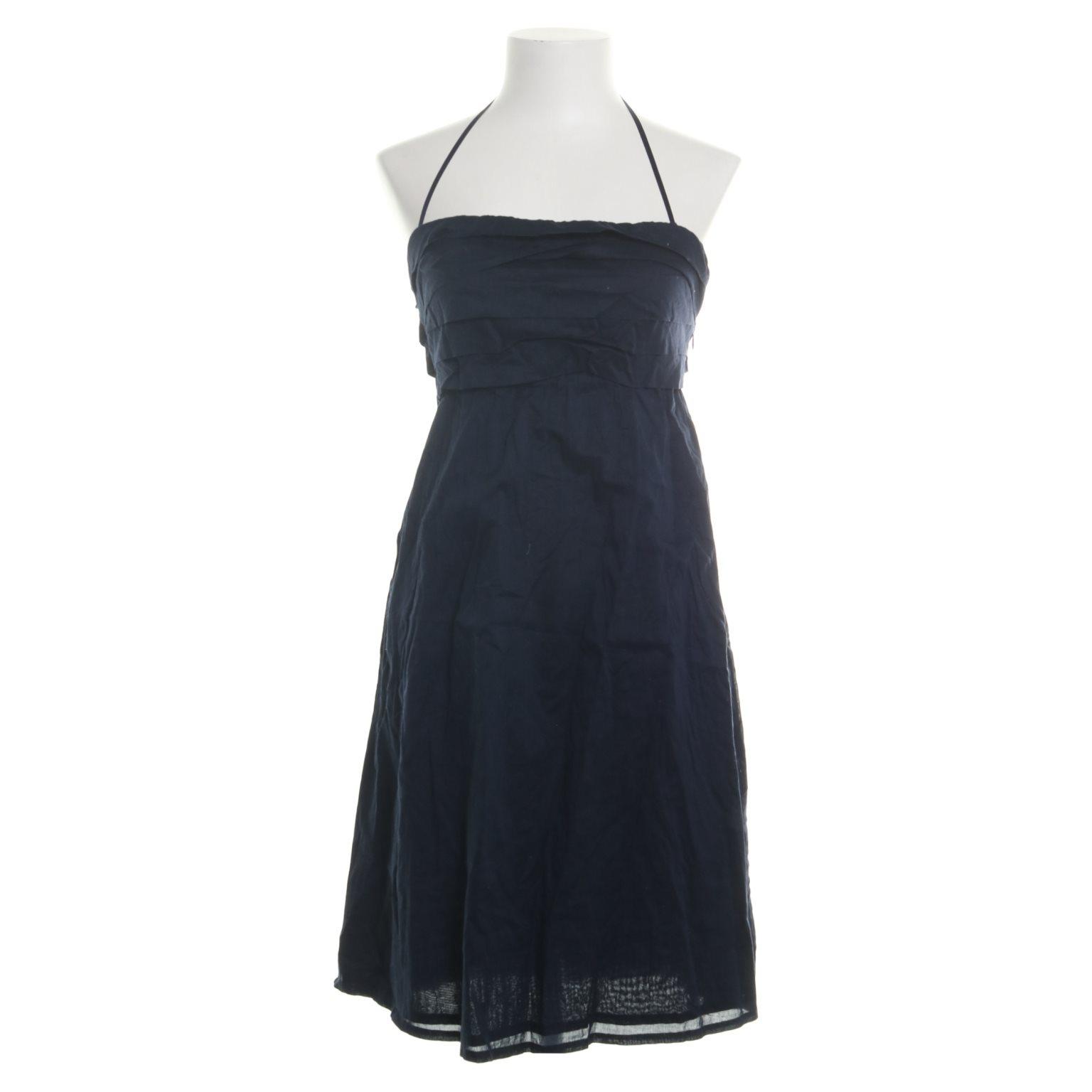 filippa k klänning blå