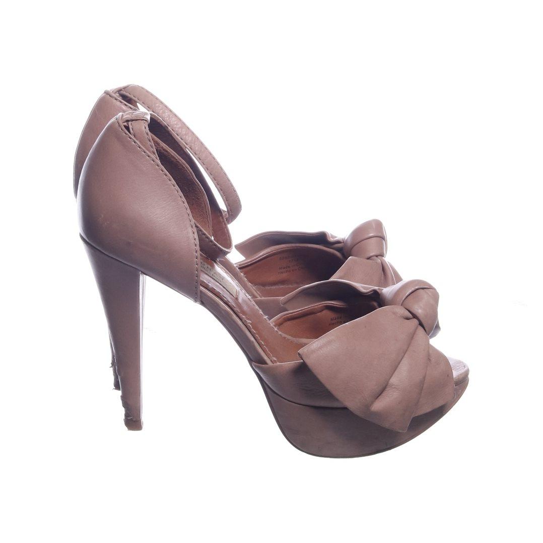 06b493dab1b Zara Woman, Klackskor, Strl: 38, Beige (343123391) ᐈ Sellpy på Tradera