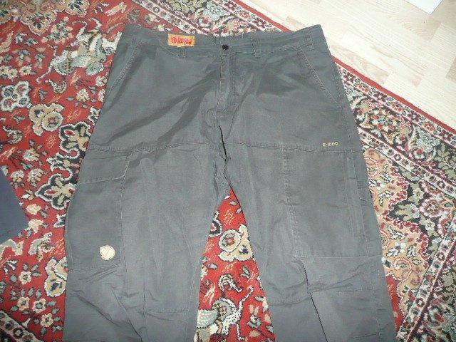 Fjällräven Byxor G-1000 Kari Trousers strl 50 *   (357251838