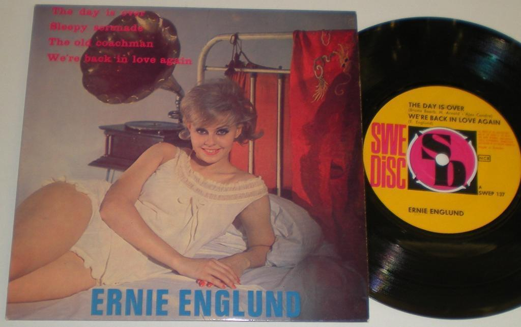 Ernie Englund With Hammond Ensemble - Maria Elena / Cocktails For Two