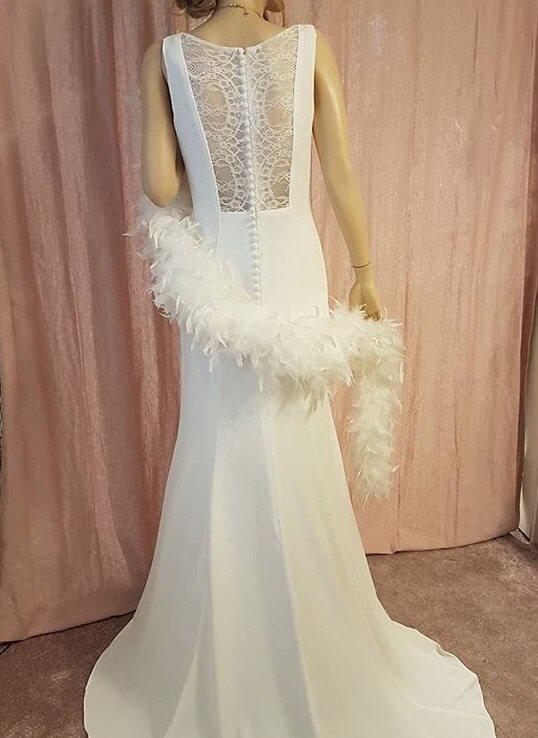 enkel bröllopsklänning göteborg