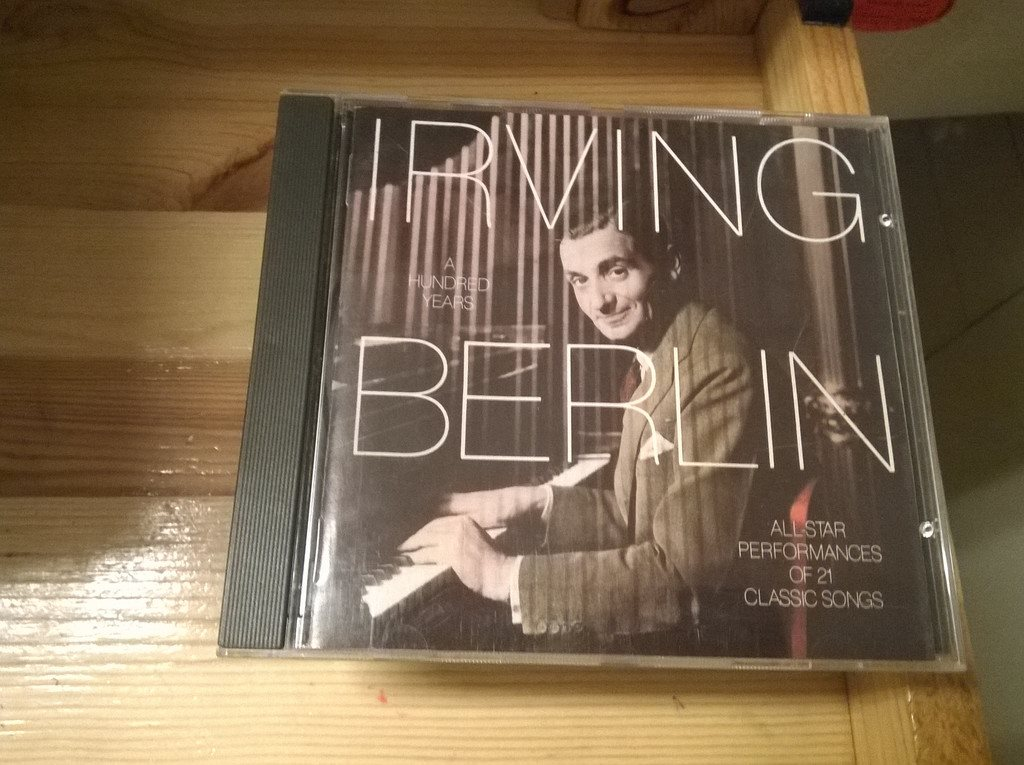 Irving Berlin: A Hundred Years, CD