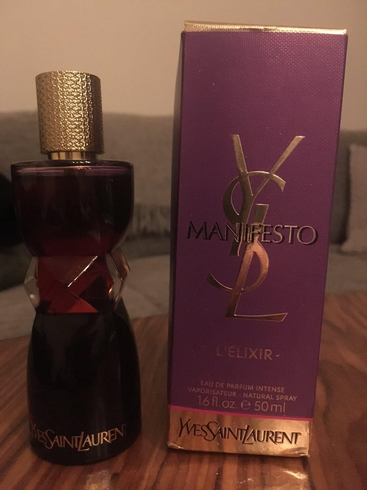 ysl parfym manifesto