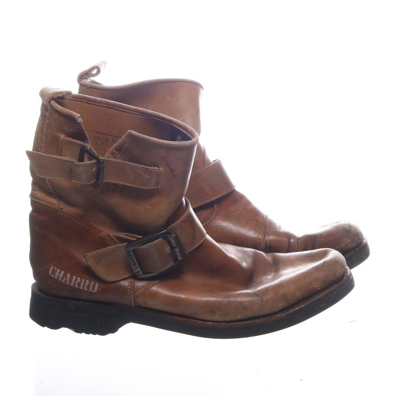 Charro, Boots, Strl: 42, Brun, Skinn