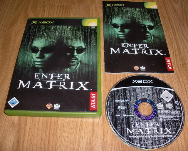 Xbox: Enter the Matrix