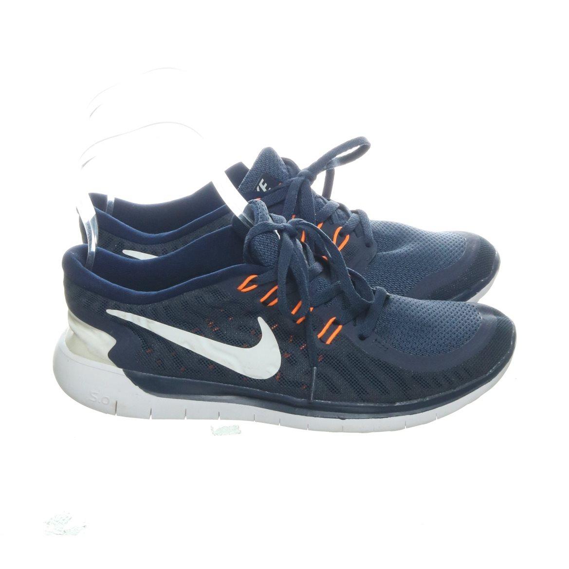 super popular 3854e bf8fd Nike, Träningsskor, Strl  41, Free 5.0, Mörkblå