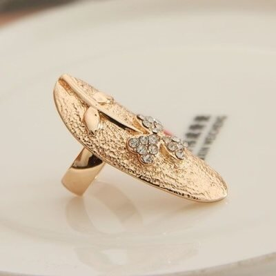 909. Fingertoppsring RING guld NAGEL (338239085) ᐈ Köp på Tradera d6fa0e5ed99a2
