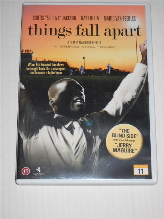 "Things Fall Apart ""Curtis""50 Cent""Jackson, Ray Liotta"""