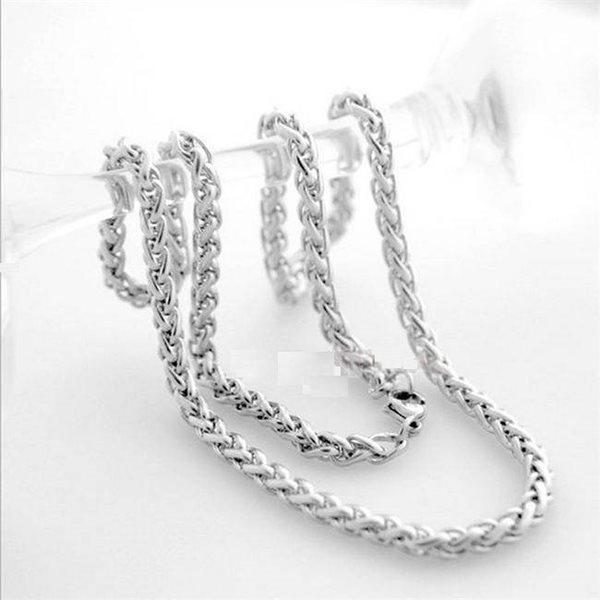 halsband herr silver