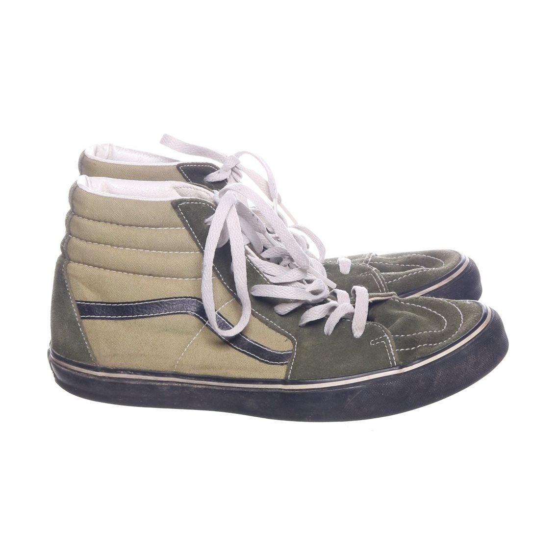 b1b6f449f56 Vans, Sneakers, Strl: 43, Grön (342053326) ᐈ Sellpy på Tradera