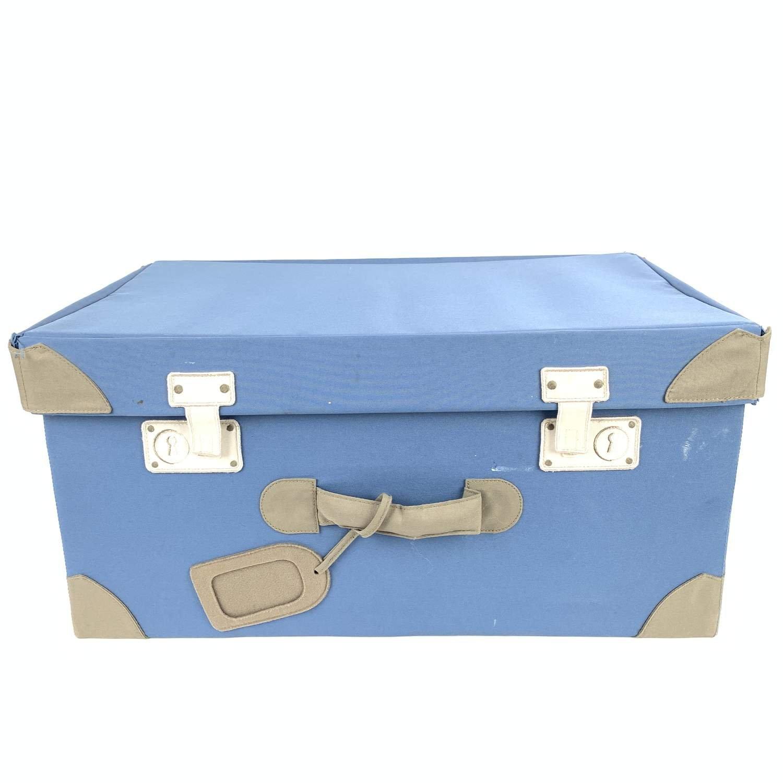 JULES Skrivbordsstol för barn blå, vit IKEA