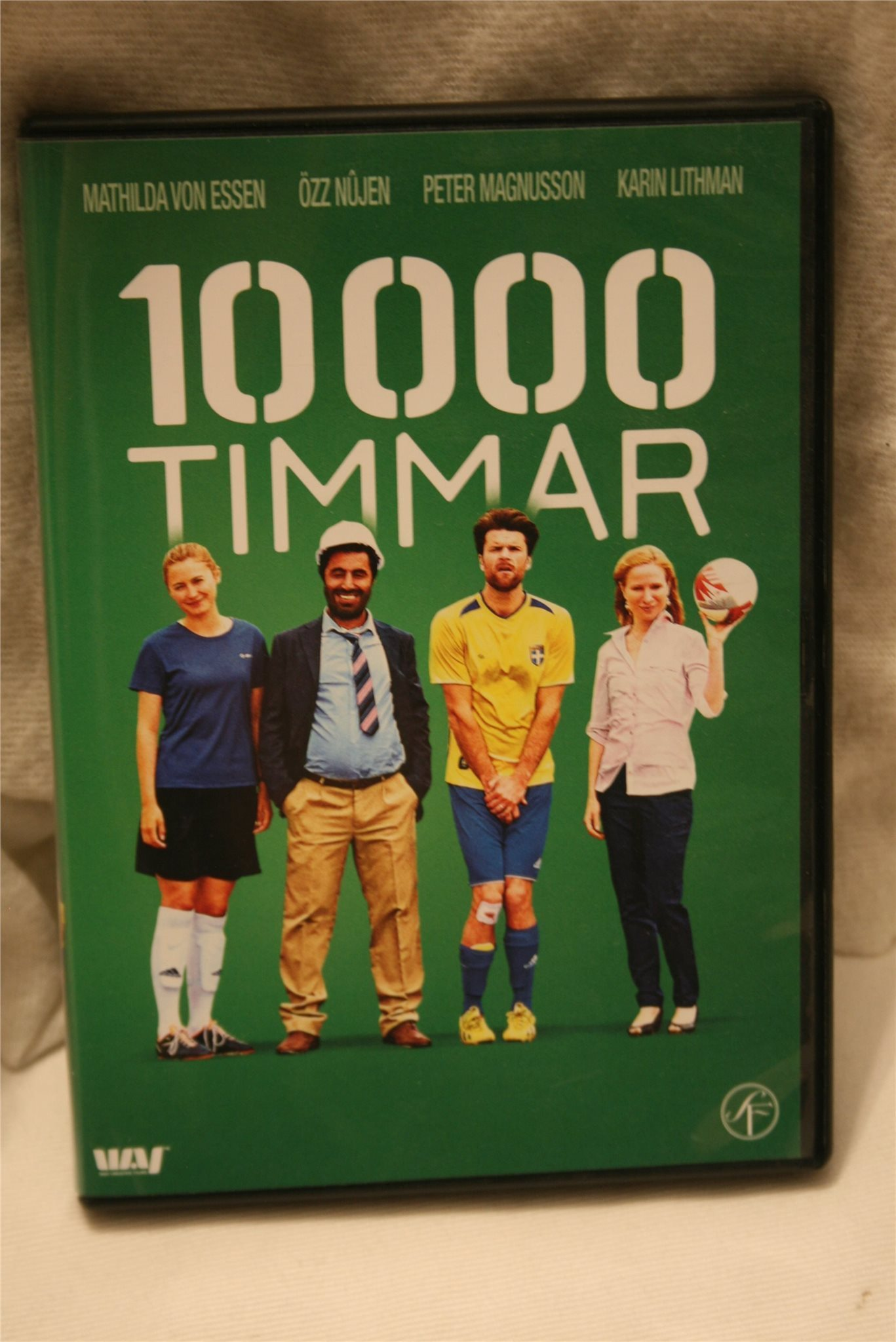 10000 Timmar Med Peter Magnusson Pa Tradera Svensk Komedi 10