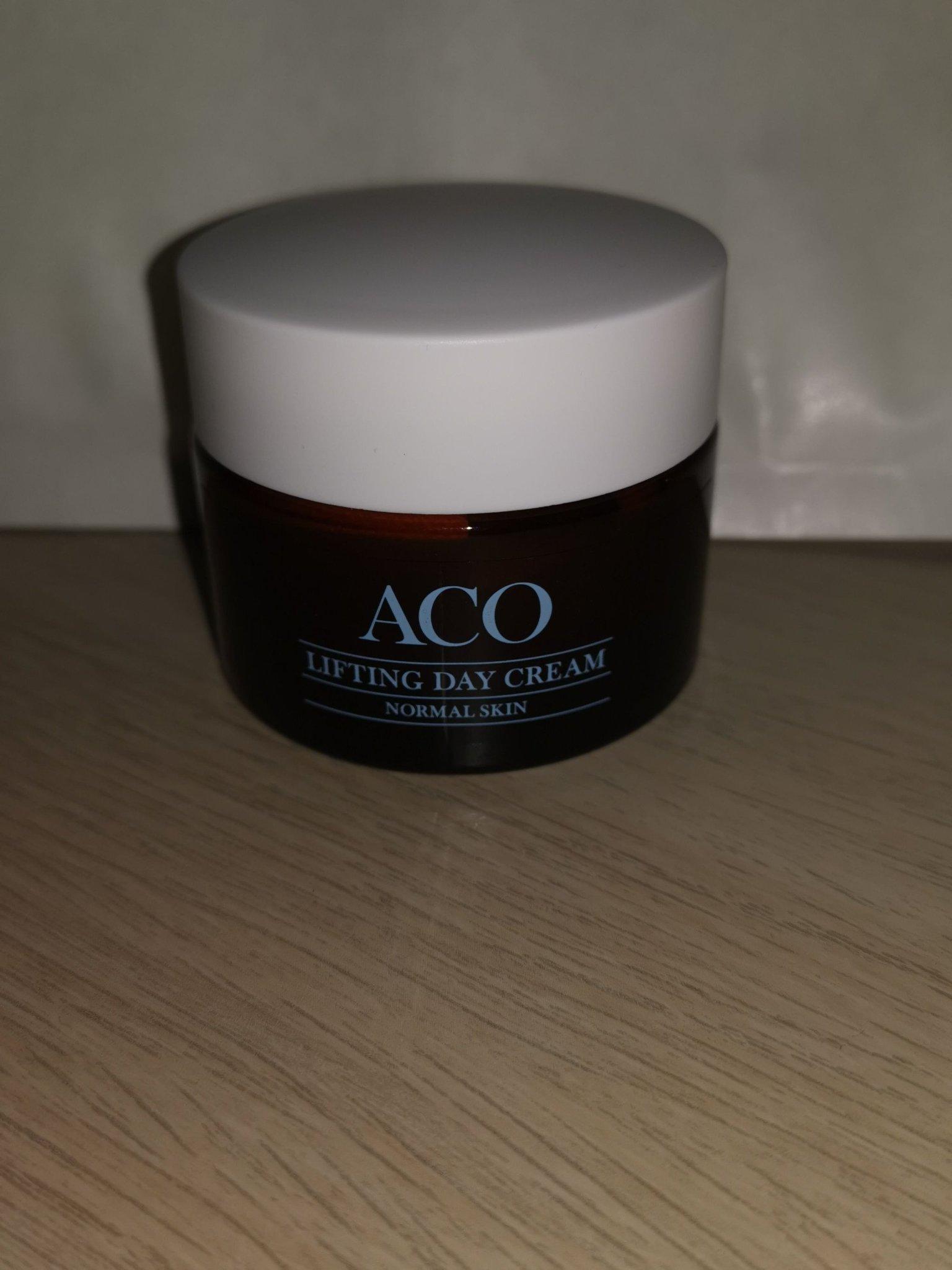 aco lifting day cream