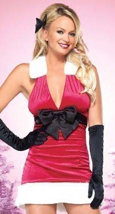 Tomteklänning till jul! Rolig och effektfull to.. (332875809) ᐈ Köp ... dd580efdd725f
