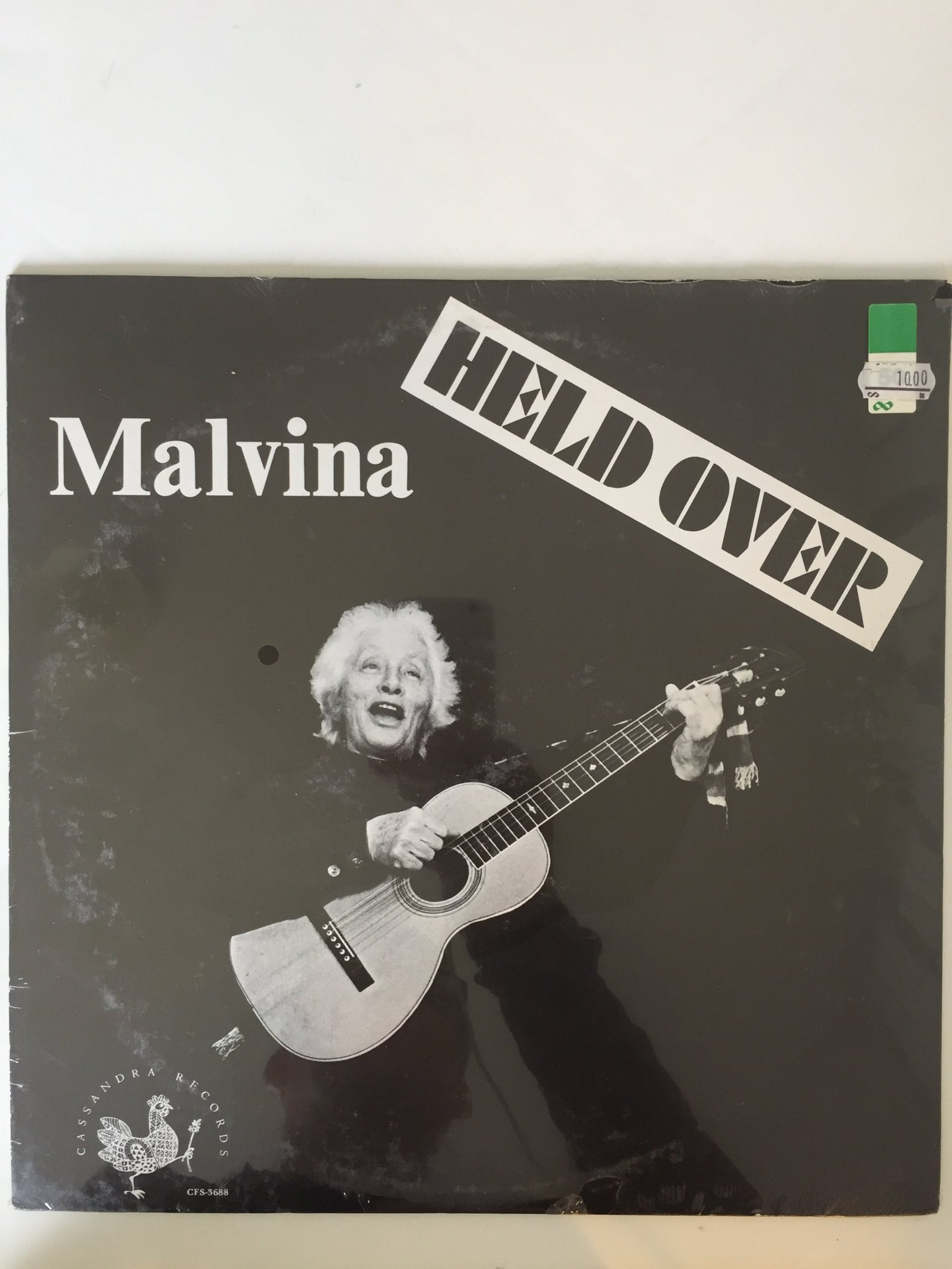 Malvina Reynolds - Held Over