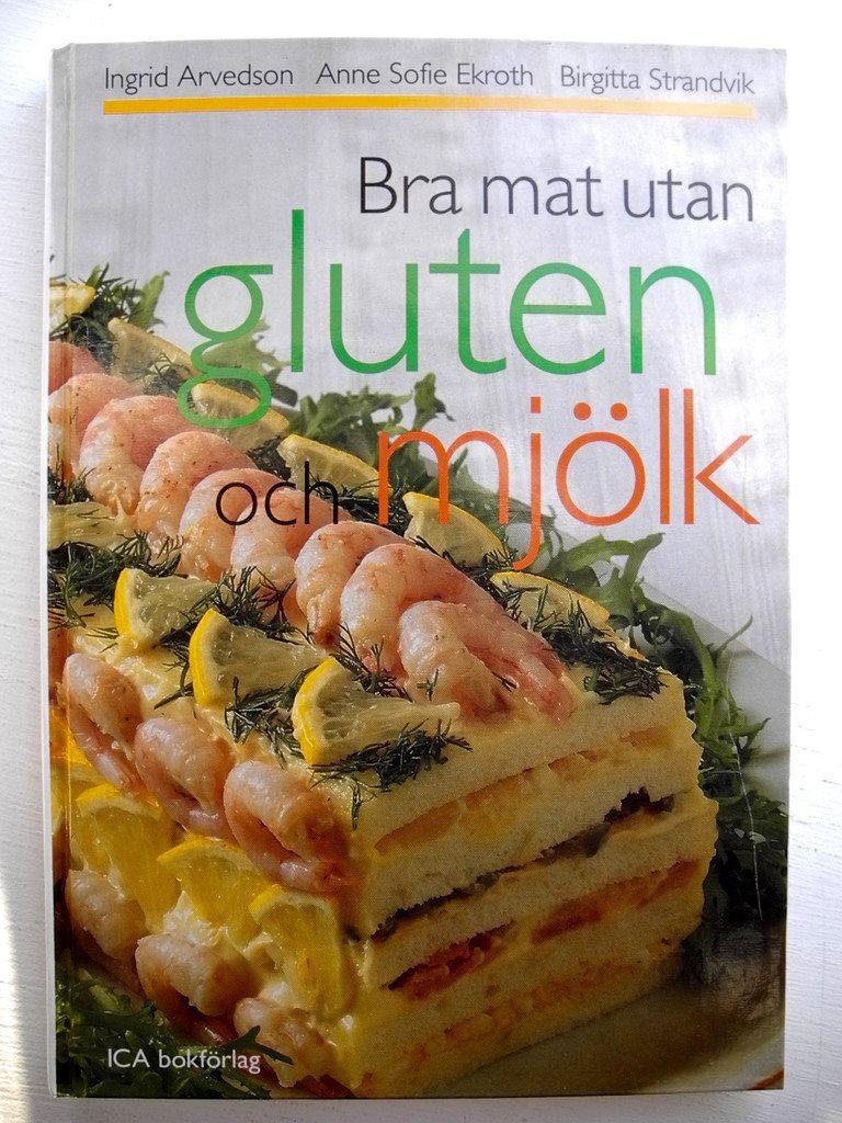 kokbok utan gluten och mjölk