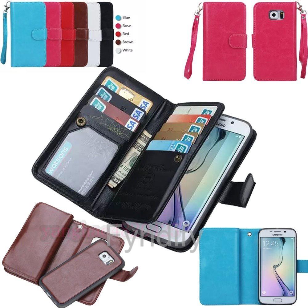 mobilfodral med plånbok