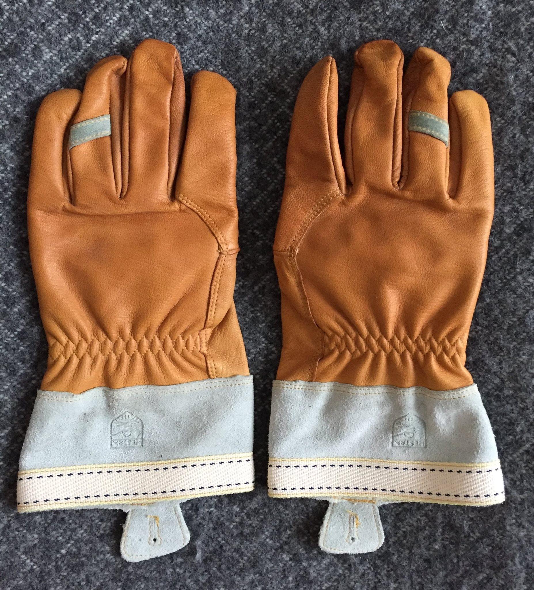 Hestra Skullman Gloves. Strl. 9. Nya