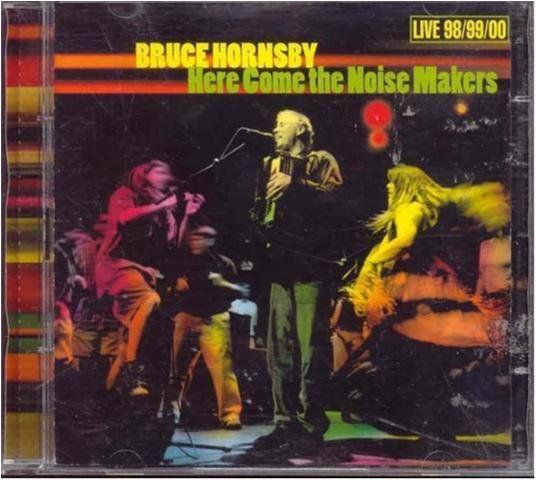 Bruce Hornsby - Here comes the noise makers - DBL Live