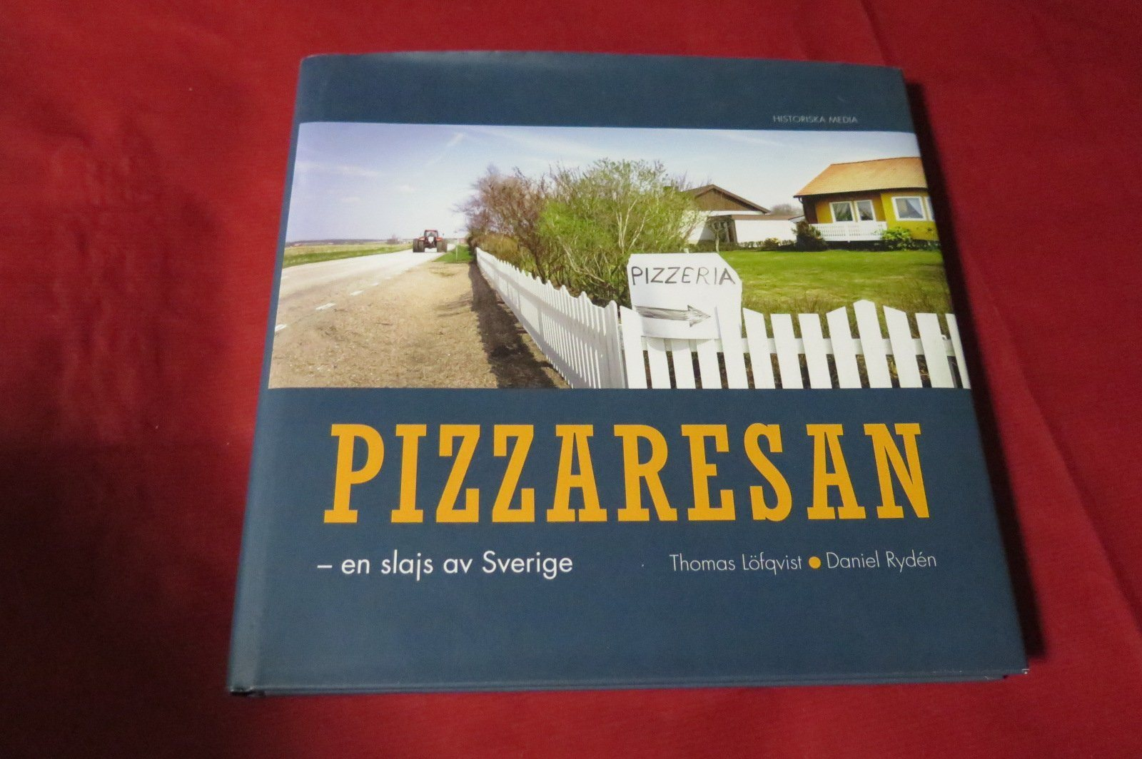 Pizzaresan Pizza Thomas Lofqvist Daniel Ryden R 341193806