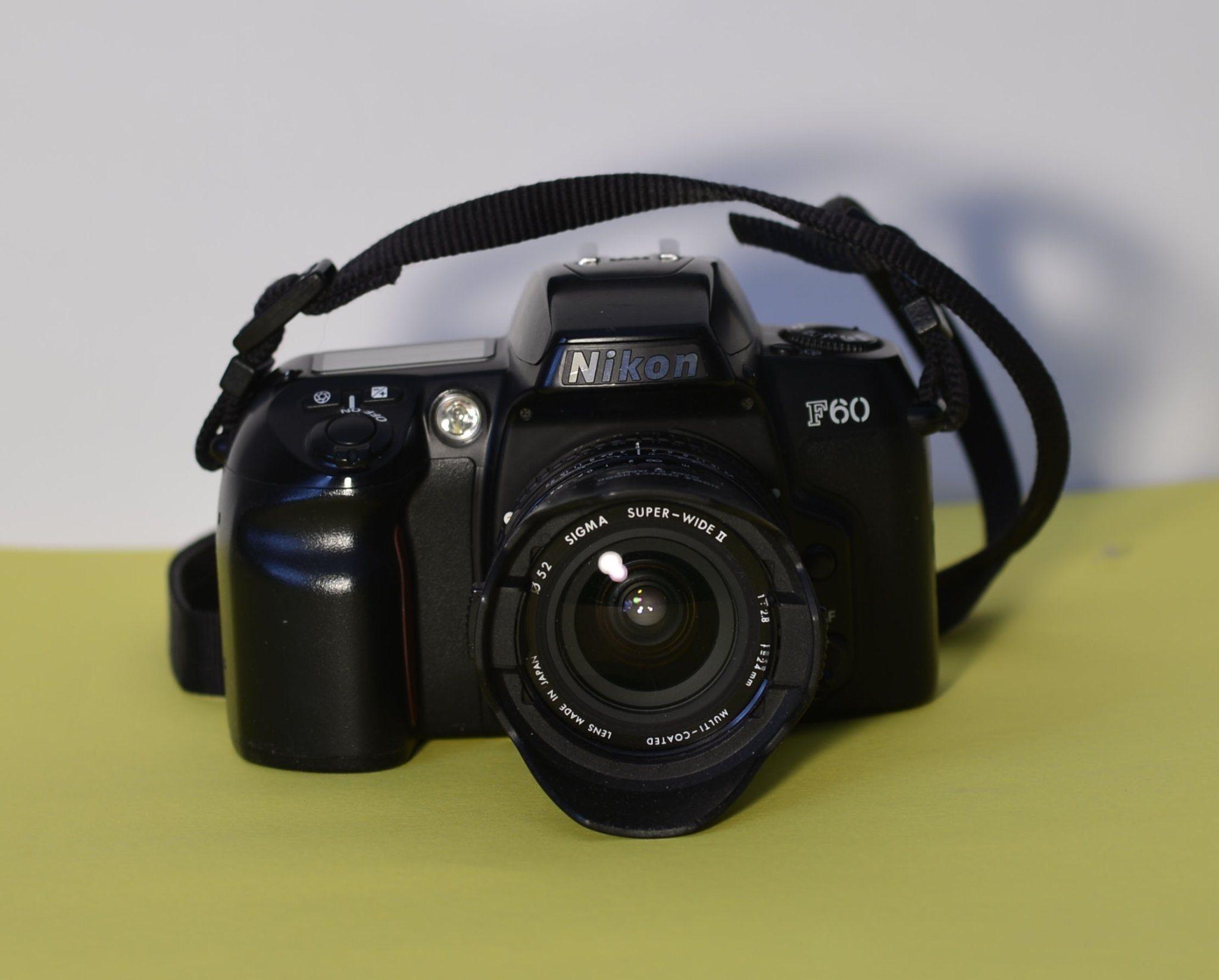köpa nikon kamera
