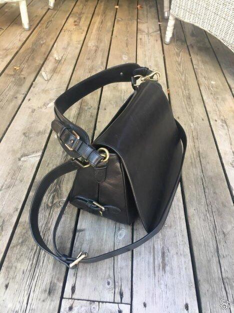 2c77fd0e4d3 Äkta Polo Ralph Lauren Sullivan Saddle Bag M (349791765) ᐈ Köp på ...